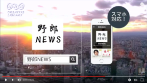 野郎NEWS 動画広告