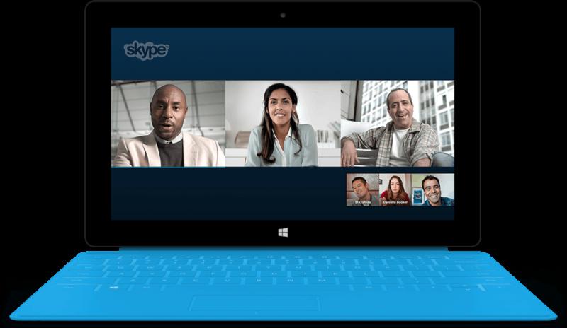 skype グループ仲間