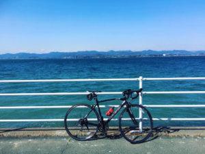 浜名湖 ロードバイク